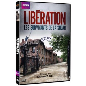 Libération, les survivants de la Shoah DVD
