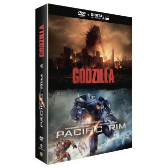 Godzilla, la trilogieCoffret Godzilla, Pacific Rim DVD