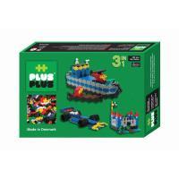 Mini Basic 3 en 1 Plus Plus, 480 pièces