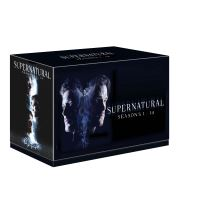 Coffret Supernatural Saisons 1 à 14 DVD