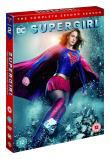 Supergirl The complete second Season DVD (DVD)