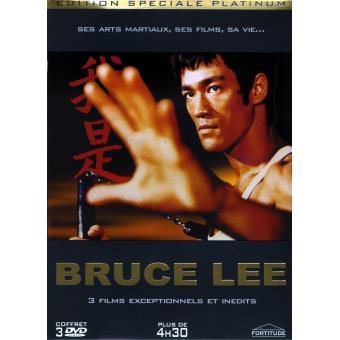 Bruce Lee - Coffret 3 DVD
