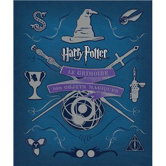 Harry potter le grimoire des objets magiques jody revenson reli achat livre fnac - Magasin bricolage montparnasse ...