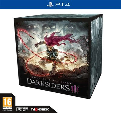 Darksiders III Edition Collector PS4