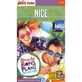 Nice 2018 petit fute + offre num