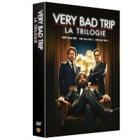 Very Bad Trip La Trilogie Coffret DVD