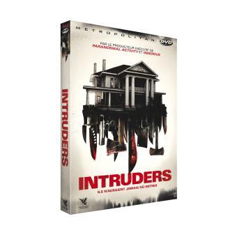 The Intruders DVD