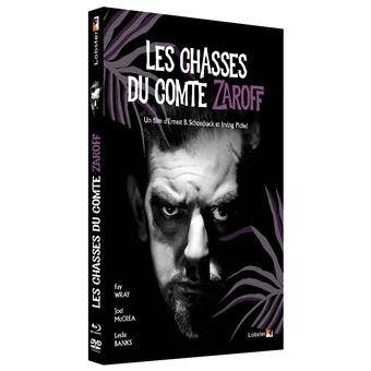 Les chasses du Comte Zaroff Combo Blu-ray DVD