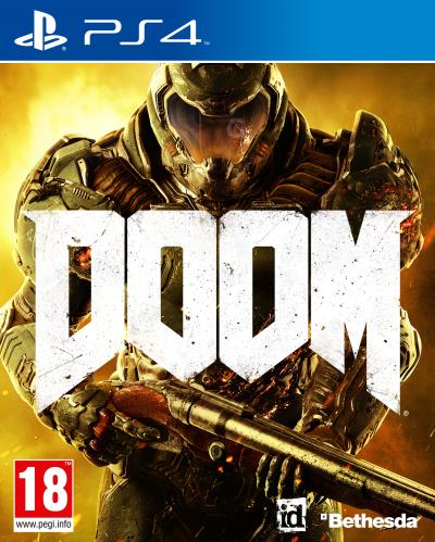 Doom PS4 - PlayStation 4