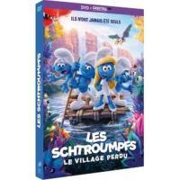Les Schtroumpfs et le village perdu DVD