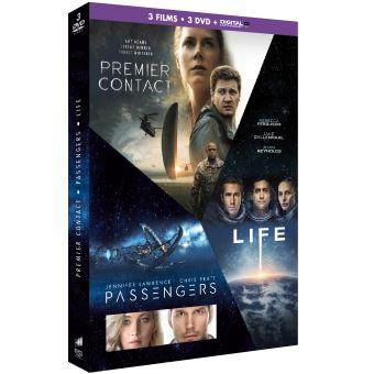 Coffret Premier contact Passengers Life DVD