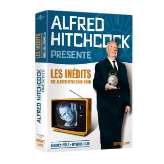 Alfred Hitchcock présenteAlfred Hitchcock présente Les inédits Saison 2 Volume 1 DVD