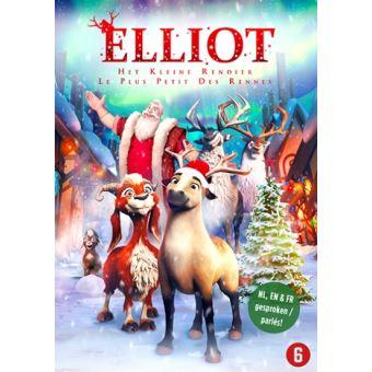 Elliot - Het kleine rendier-NL