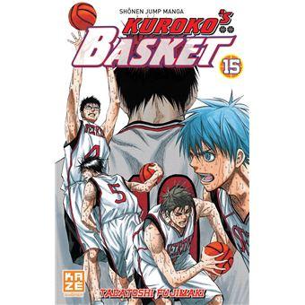 livre manga kuroko no basket