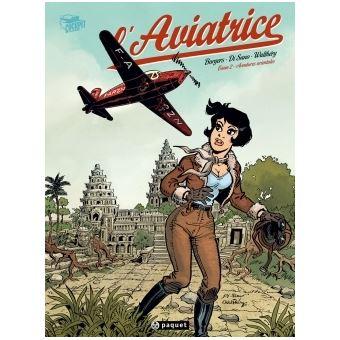 L'aviatriceL'aviatrice
