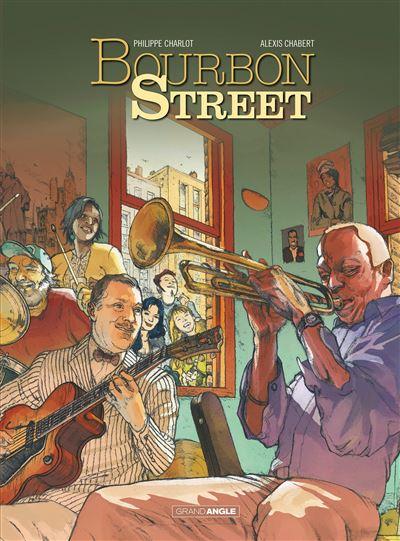Bourbon Street - Intégrale histoire complète