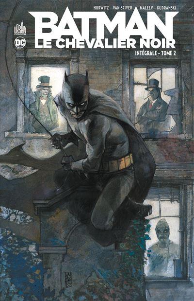L'intégrale Batman Le Chevalier Noir