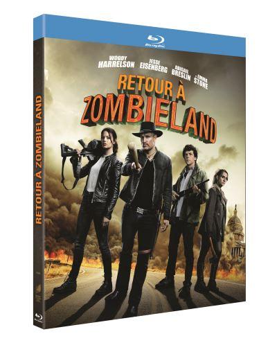 blu-ray du film zombieland 2