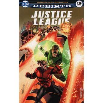Justice leagueLes néo-dieux sont condamnées !