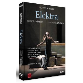 Elektra - Festival d'Aix en provence 2013 Digibook Livre-DVD