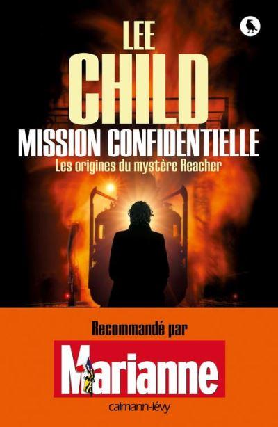Mission confidentielle - Les 0rigines du mystère Reacher - 9782702156674 - 8,49 €