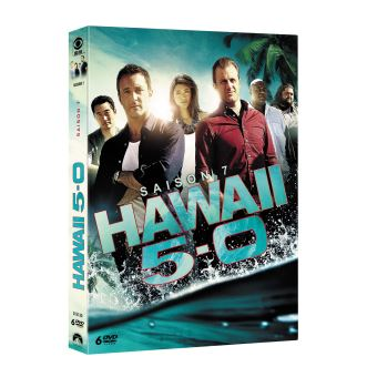 Hawaii 5-0Hawaii 5-0 Saison 7 DVD