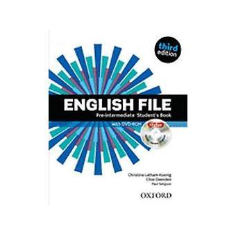 English file, Pre-intermediate