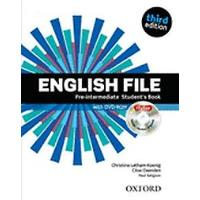 English file, Pre-intermediate