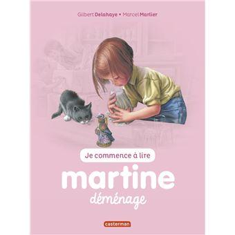 MartineMartine déménage