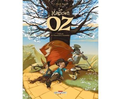 Le Magicien d'Oz - Intégrale T01 à