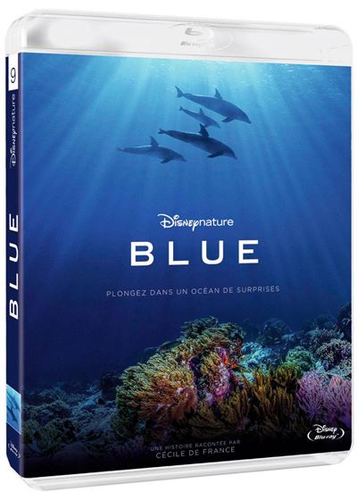 Blue [Disneynature - 2018] Blue-Blu-ray