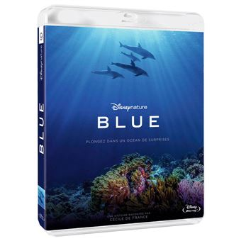 Blue Blu-ray