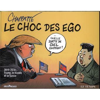 Le choc des ego
