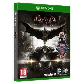 batman arkham knight xbox one sur xbox one jeux vid o achat prix fnac. Black Bedroom Furniture Sets. Home Design Ideas