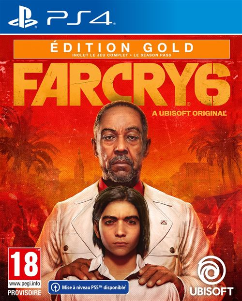 Far Cry 6 PS4 Gold