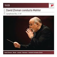 Symphonies numbers 1 to 10 Coffret 15 CD