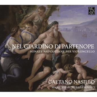 Nel giardino di partenope - 2 CD