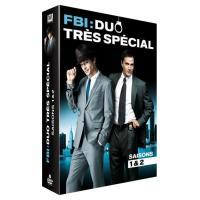 Coffret FBI : Duo très spécial Saisons 1 et 2 DVD