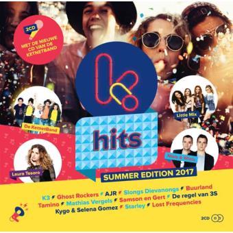 KETNET HITS SUMMER ED 2017/2CD