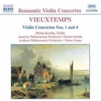 Violinkonzerte 1+4