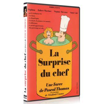 La surprise du chef DVD