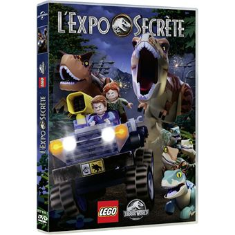 LEGOLego jurassic world l expo secrete