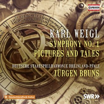 SYMPHONY NO 1-PICTURES AND TALES
