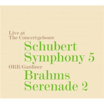 Symphony 5/serenade 2