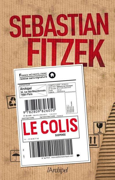 Le colis - 9782809826319 - 7,49 €