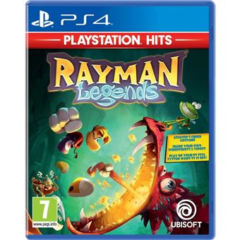RAYMAN LEGENDS PLAYSTATION HITS FR/NL PS4