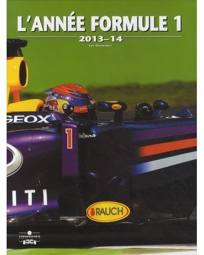 Annee formule 1 2013 2014