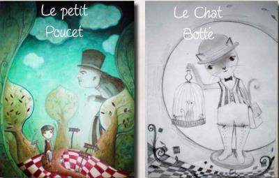 Le petit poucet, le chat botté