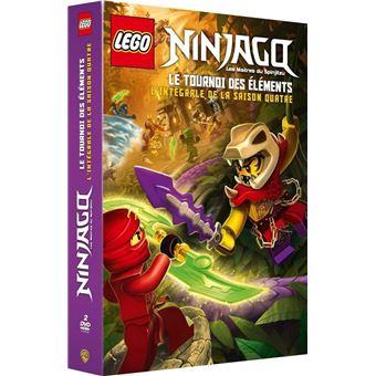Lego ninjago le tournoi des l ments saison 4 dvd dvd - Ninjago saison 2 ...
