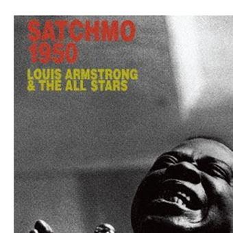 Satchmo all stars in 1950 shm